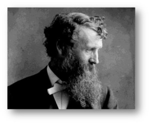 John Muir, naturalist, explorer, and writer (1838-1914)